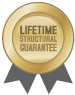 Lifetime Structural Warranty on All Fibreglass Pools