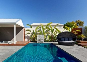 Compass Pools Contemporary Pool Shape