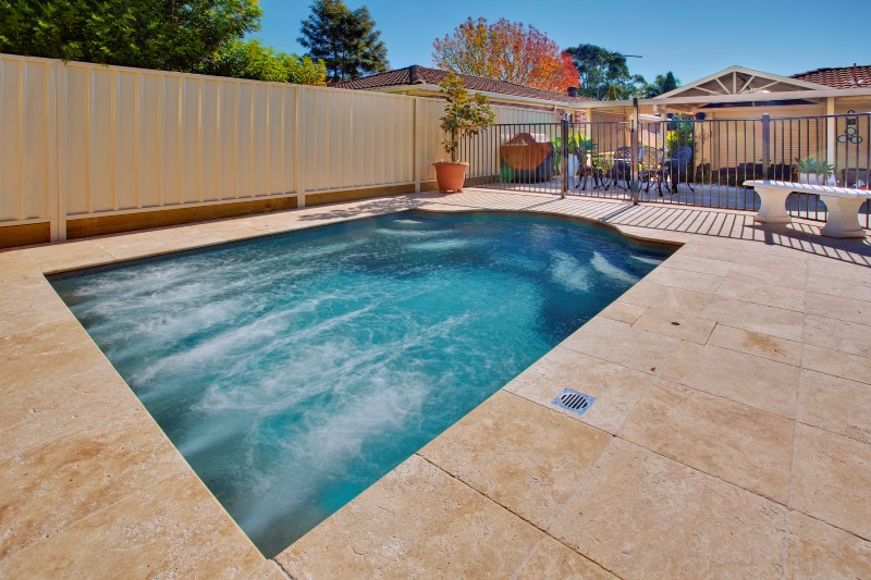 Plunge Pools Courtyard Pools Donehues Leisure