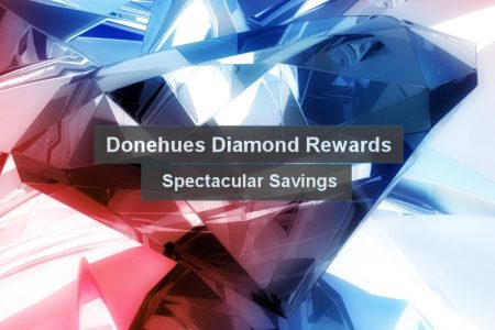 Diamond Rewards: March 2019