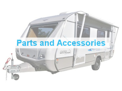 Everything for caravans - our complex portfolio of Parts and Accessories