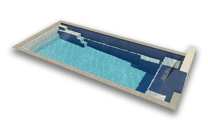 Customise Your Fibreglass Swimming Pool   Donehue's Leisure