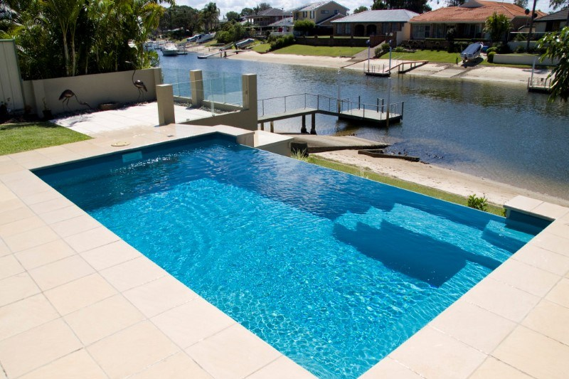 Infinity Pools Donehues Leisure Hamilton And Mount Gambier - Swimming-pool-design-plans