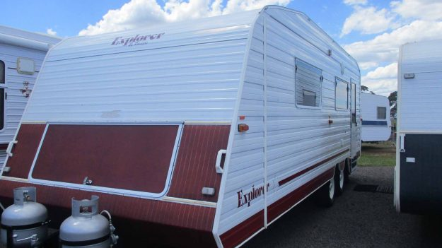 Used Caravans Donehues Leisure