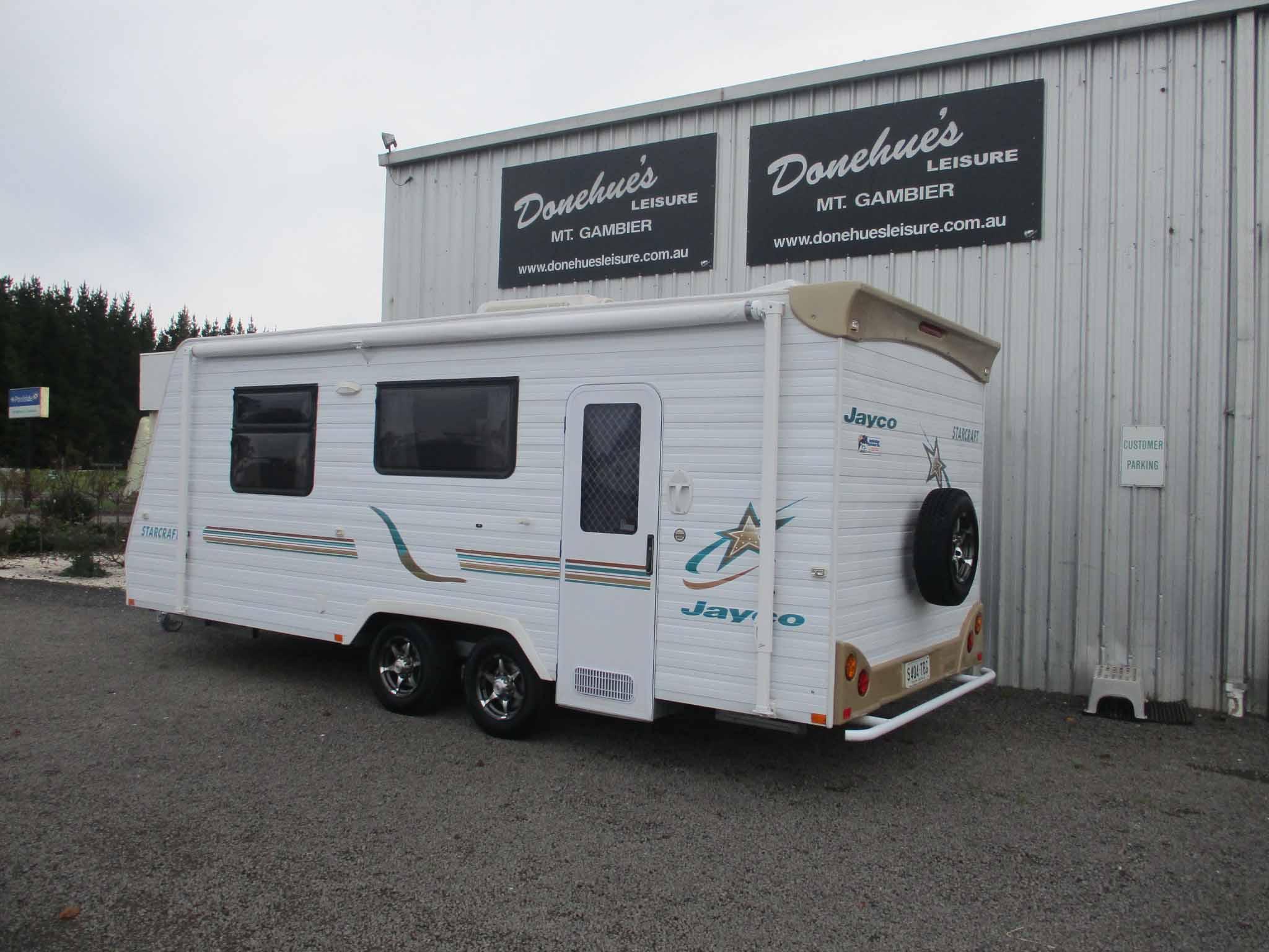 Donehues Leisure Used Jayco Starcraft Caravan 21768m 13
