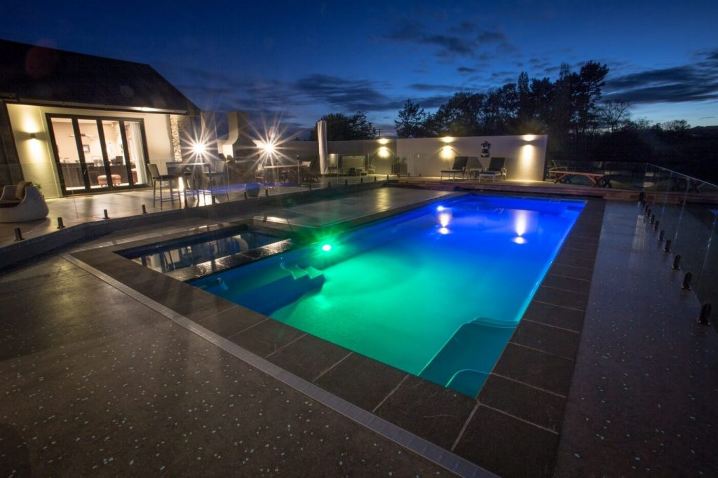 Types of Pool Lights and Your Lighting Options - Donehues ...