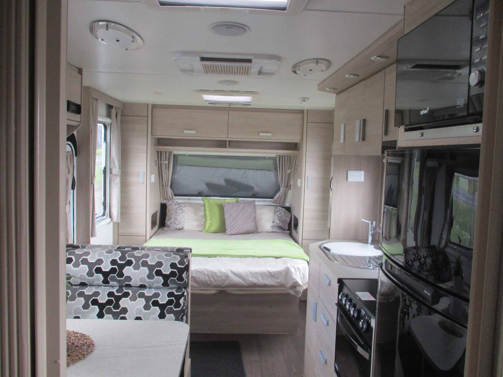 Donehues Leisure Used Jayco Starcraft Outback Caravan Mt
