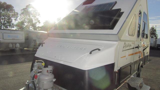 Avan Cruiseliner 1d Adventure Pack Plus Camper 12277