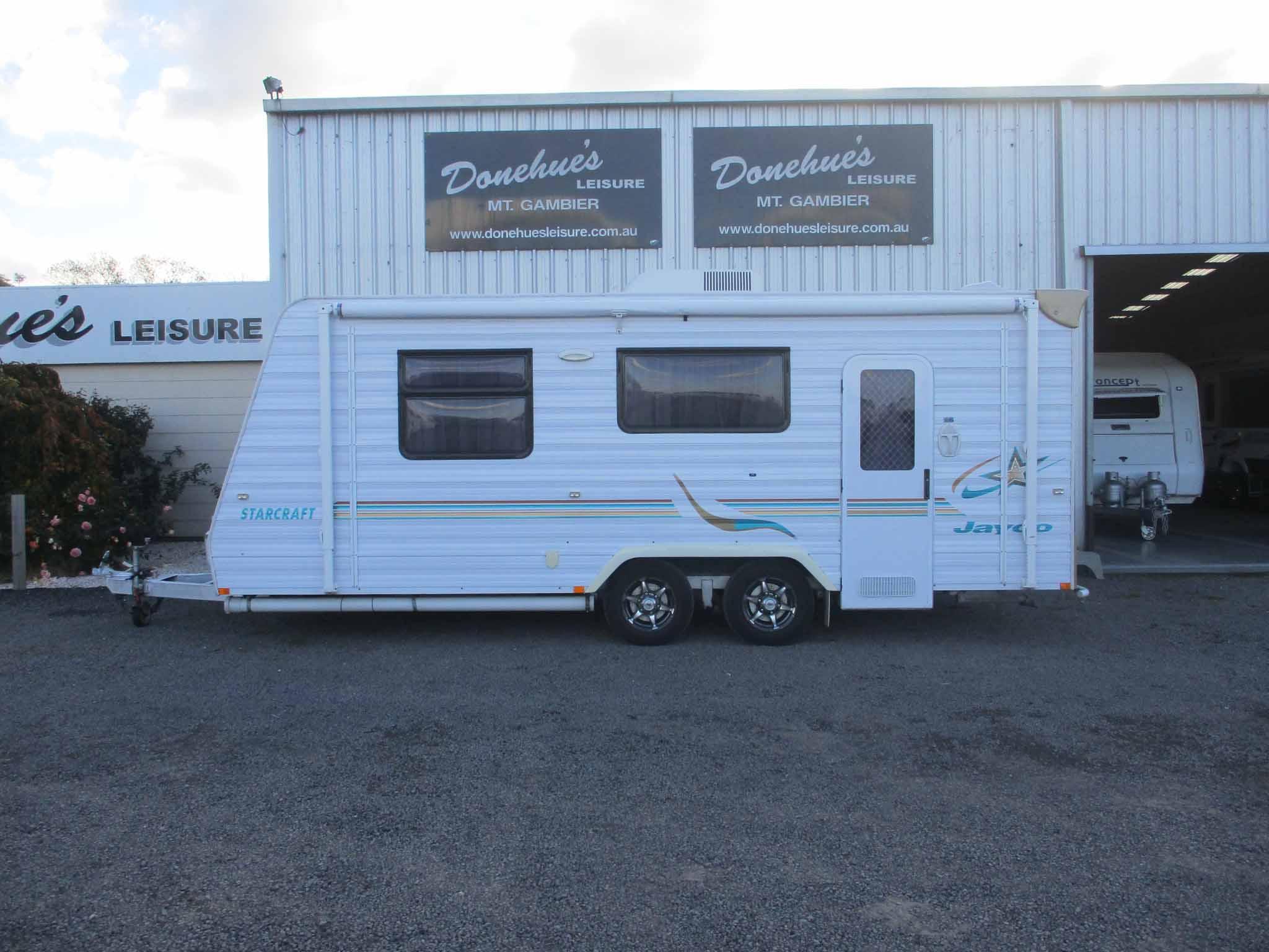 Donehues Leisure Used Jayco Starcraft Caravan Mt Gambier 21868m 3
